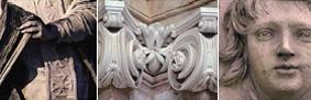 Base Versailles Décor sculpté extérieur